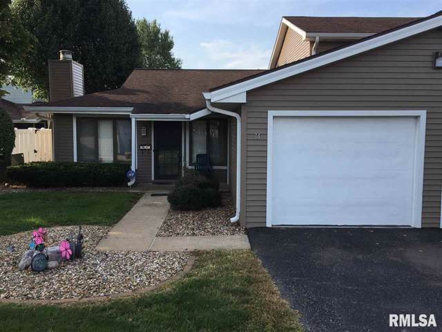 34 Brookside Place, Springfield, IL 62704 (#CA2548) :: Killebrew - Real Estate Group