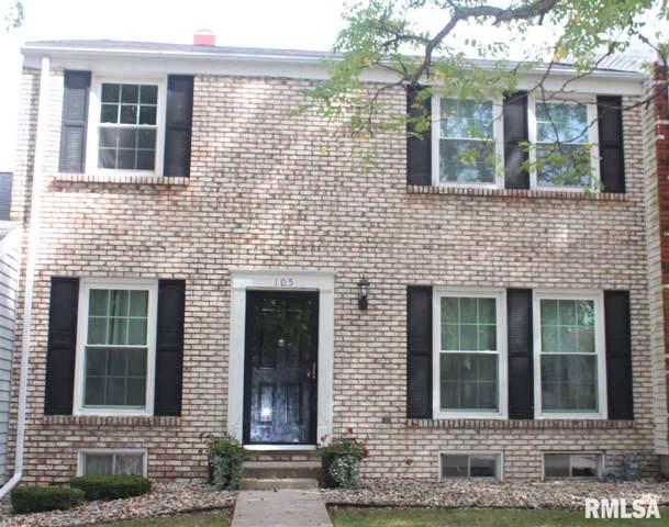 105 S Yorktown Road, Macomb, IL 61455 (#PA1209452) :: Paramount Homes QC