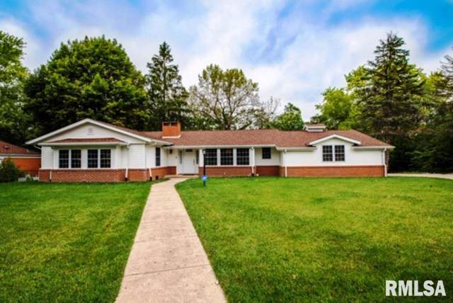 1307 W Holly Hedges Drive, Peoria, IL 61614 (#PA1209459) :: Paramount Homes QC