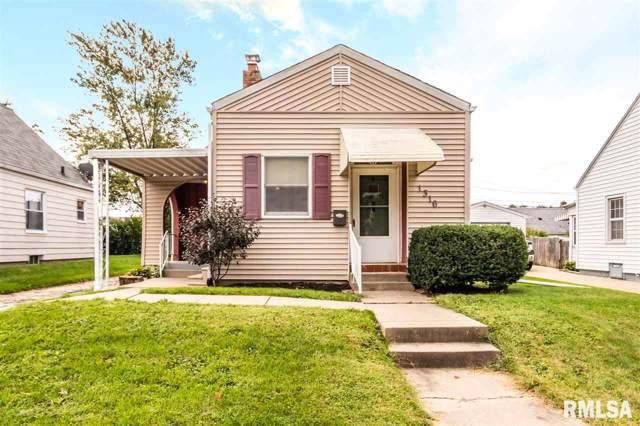 1316 W Margaret Avenue, Peoria, IL 61604 (#PA1209511) :: Adam Merrick Real Estate