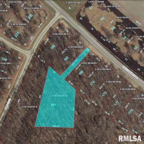 Lot 181, Dahinda, IL 61428 (#PA1209556) :: Killebrew - Real Estate Group