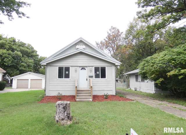 1221 E Maywood Avenue, Peoria, IL 61603 (#PA1209563) :: Paramount Homes QC