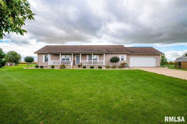 1789 COUNTY 1300 N Road, Roanoke, IL 61561 (#PA1209565) :: The Bryson Smith Team