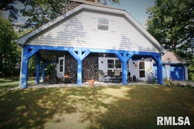 15948 Deer Lane, Mackinaw, IL 61755 (#PA1209619) :: Adam Merrick Real Estate