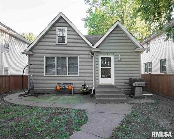 1836 14TH Avenue, Moline, IL 61265 (#QC4206681) :: Adam Merrick Real Estate