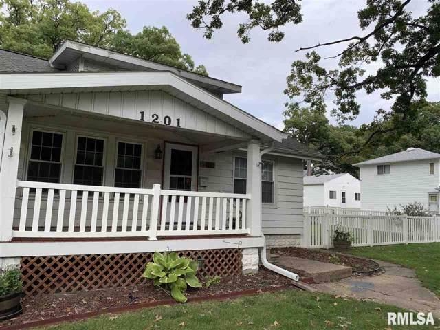 1201 E Wilcox Avenue, Peoria, IL 61603 (#PA1209725) :: Paramount Homes QC