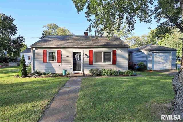 313 E Rosalind Avenue, Peoria Heights, IL 61616 (#PA1209726) :: Adam Merrick Real Estate