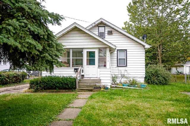 1018 E Euclid Avenue, Peoria Heights, IL 61616 (#PA1209763) :: Adam Merrick Real Estate
