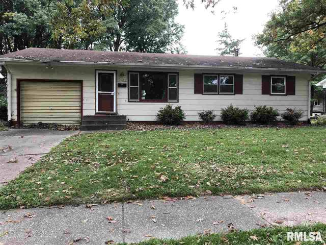 2412 47TH Street, Rock Island, IL 61201 (#QC4206809) :: The Bryson Smith Team