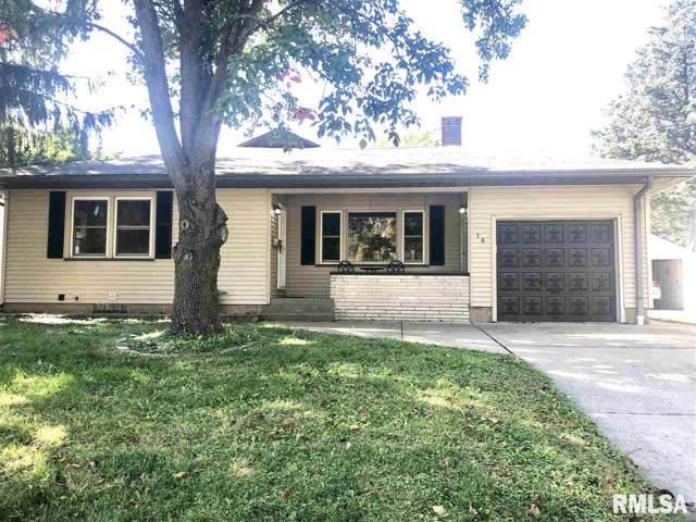 16 Alexander Lane, Bartonville, IL 61607 (#PA1209833) :: Killebrew - Real Estate Group