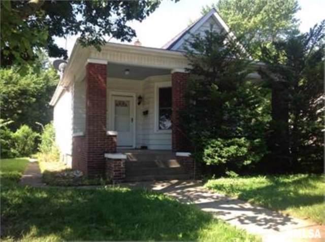 523 W Haungs Street, Peoria, IL 61603 (#PA1209877) :: Killebrew - Real Estate Group