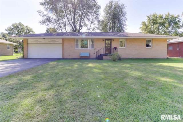 606 W 5TH ST Street, Delavan, IL 61734 (#PA1209878) :: Killebrew - Real Estate Group