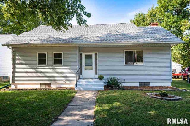 308 S 2ND Street, Easton, IL 62633 (#PA1209909) :: Adam Merrick Real Estate