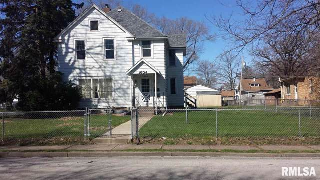 1604 Farnam Street, Davenport, IL 52803 (#QC4206914) :: The Bryson Smith Team
