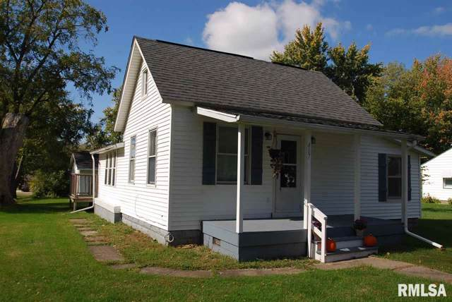 407 N Main Street, Hanna City, IL 61536 (#PA1209956) :: Adam Merrick Real Estate
