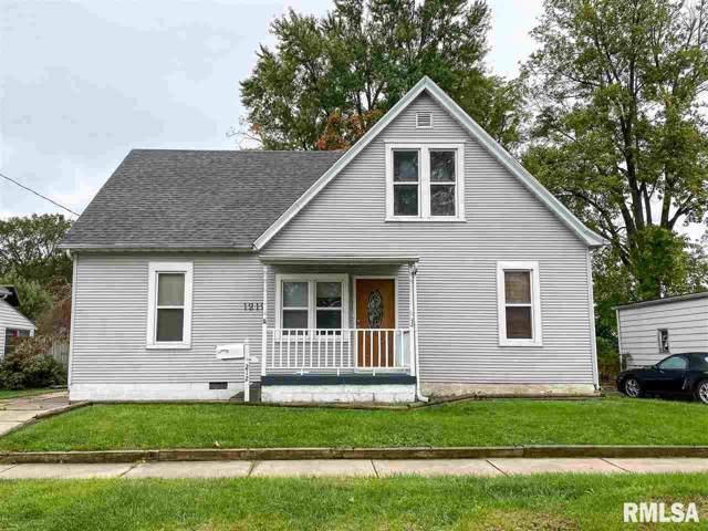 1212 E Rouse Avenue, Peoria Heights, IL 61616 (#PA1209961) :: Adam Merrick Real Estate
