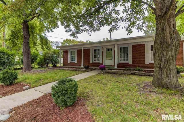 1733 W Jackson, Springfield, IL 62704 (#CA996043) :: Adam Merrick Real Estate