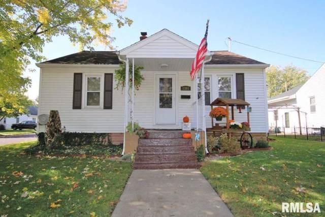 1301 N 4TH Street, Pekin, IL 61554 (#PA1210027) :: Adam Merrick Real Estate