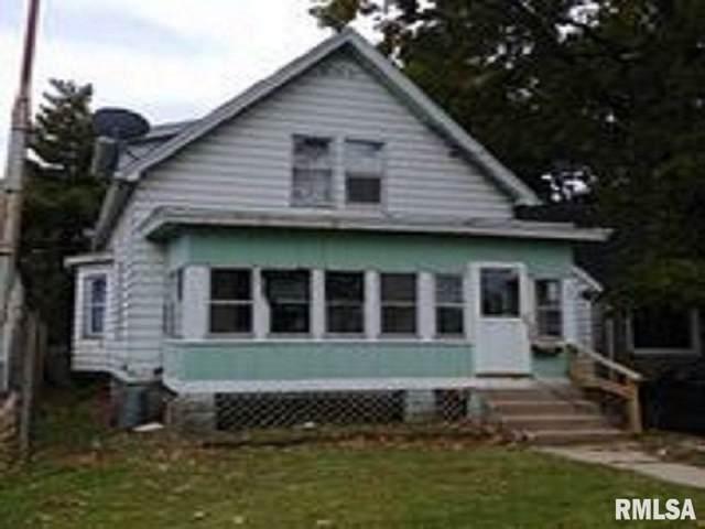 1240 E Forrest Hill Avenue, Peoria, IL 61603 (#PA1210040) :: Paramount Homes QC