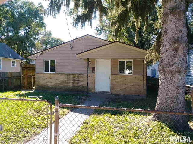 3026 W Krause Avenue, Peoria, IL 61605 (#PA1210048) :: Adam Merrick Real Estate