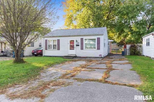 2320 Cincinnati Avenue, Springfield, IL 62702 (#CA996096) :: Adam Merrick Real Estate
