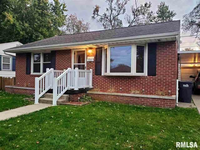 1510 Tennell Road, Pekin, IL 61554 (#PA1210062) :: Adam Merrick Real Estate