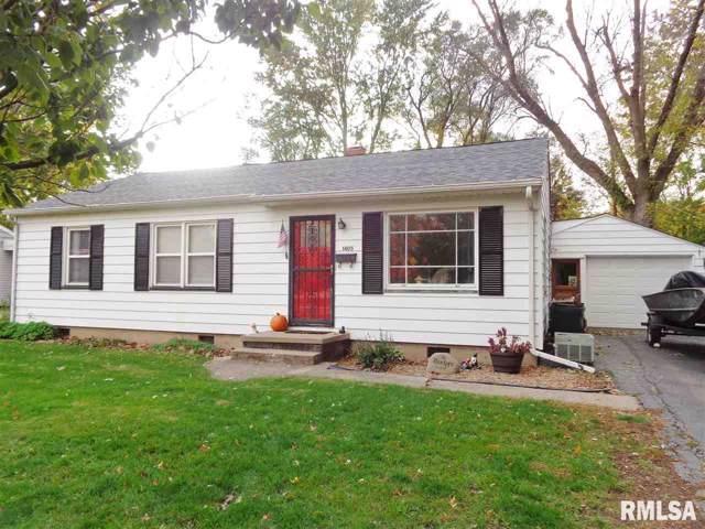 1405 N Wilson Avenue, Chillicothe, IL 61523 (#PA1210092) :: RE/MAX Preferred Choice