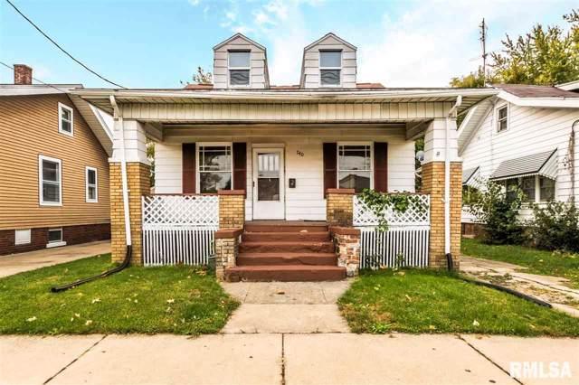 740 E Arcadia Avenue, Peoria, IL 61603 (#PA1210099) :: Paramount Homes QC
