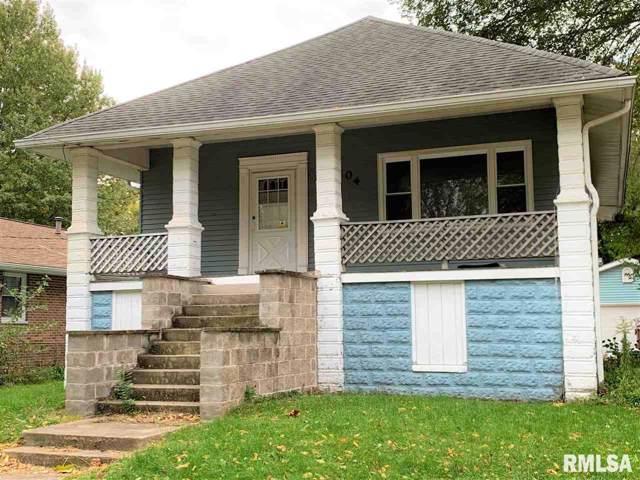 2604 E Keys Avenue, Springfield, IL 62702 (#CA996166) :: Adam Merrick Real Estate