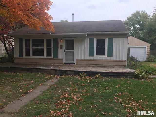 1408 N Wilson Avenue, Chillicothe, IL 61523 (#PA1210155) :: RE/MAX Preferred Choice