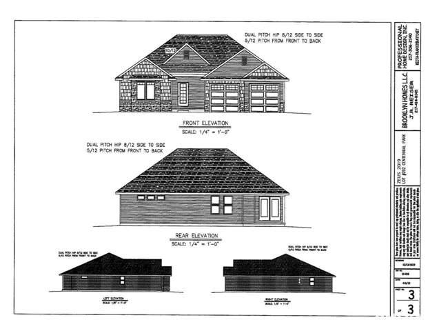 1413 Winston Drive, Springfield, IL 62711 (#CA996170) :: Paramount Homes QC