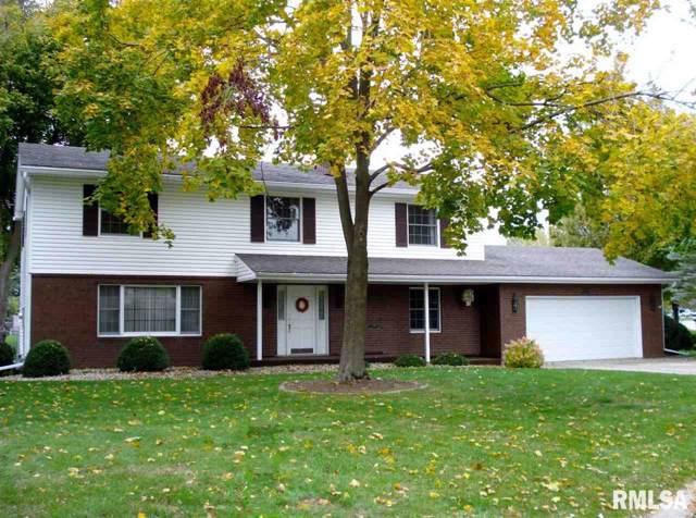 60 Hackberry Circle, Galesburg, IL 61401 (#CA996177) :: Adam Merrick Real Estate