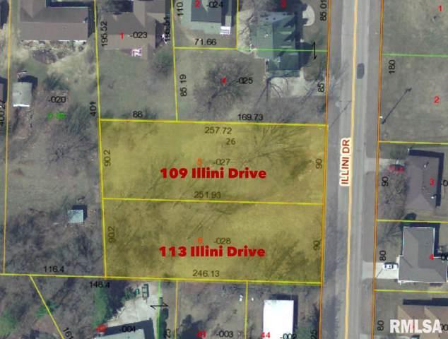 109-113 Illini Drive, East Peoria, IL 61611 (#PA1210171) :: RE/MAX Preferred Choice