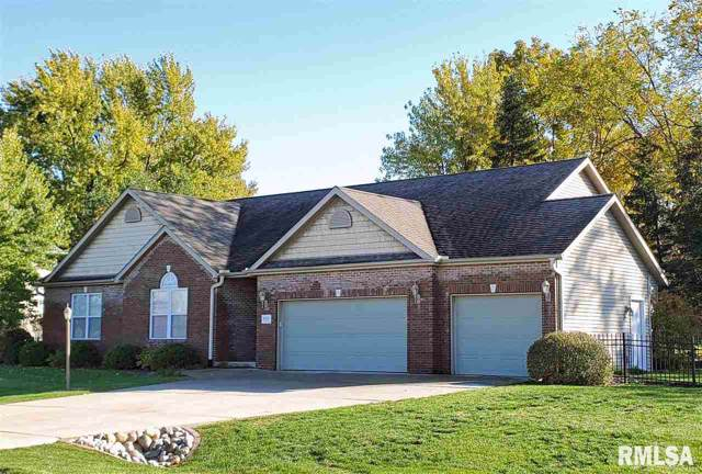 1000 Thornberry Lane, Germantown Hills, IL 61548 (#PA1210196) :: Adam Merrick Real Estate