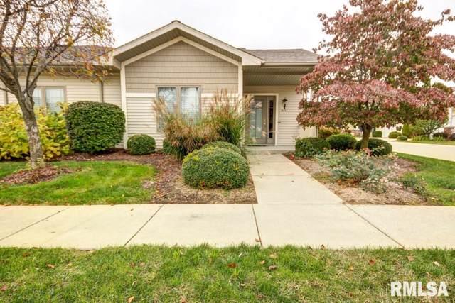 821 Colorado Court, Springfield, IL 62711 (#CA996231) :: Paramount Homes QC