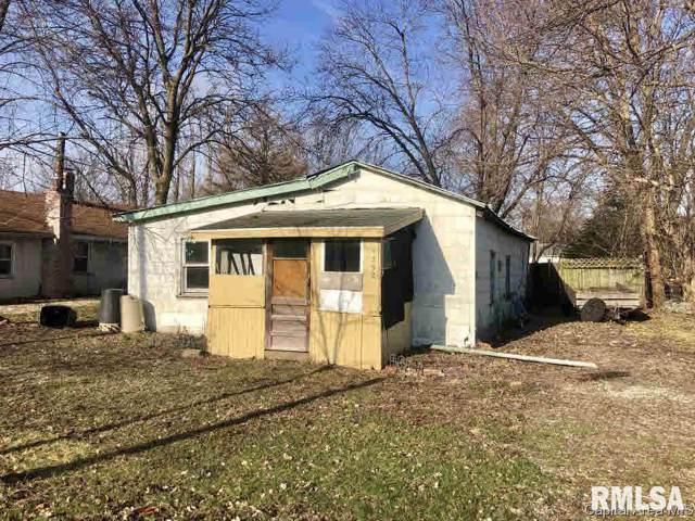 1392 Morton Avenue, Galesburg, IL 61401 (#CA996251) :: Adam Merrick Real Estate