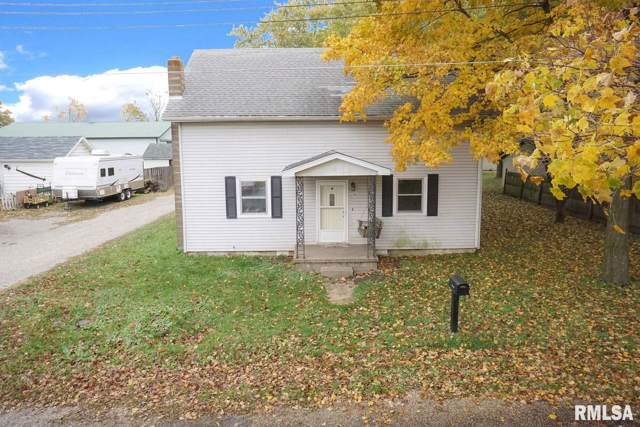 200 S Lumber Street, Athens, IL 62613 (#CA996273) :: Killebrew - Real Estate Group