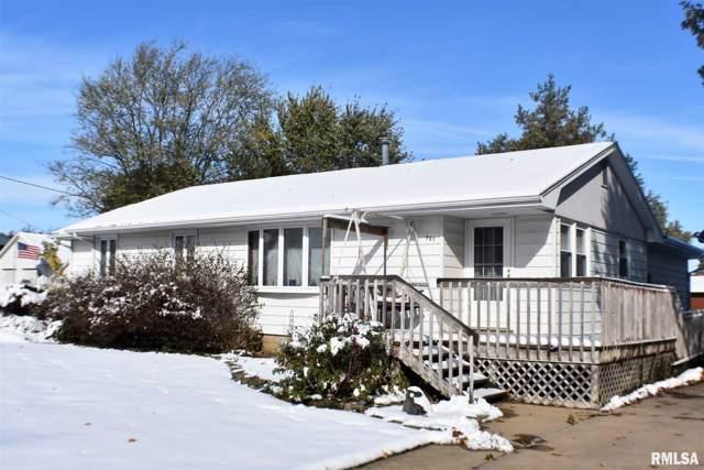 701 W High Street, Elmwood, IL 61529 (#PA1210371) :: Adam Merrick Real Estate