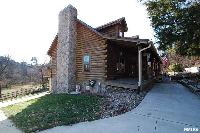 13826 W Riekena Road, Hanna City, IL 61536 (#PA1210375) :: Adam Merrick Real Estate