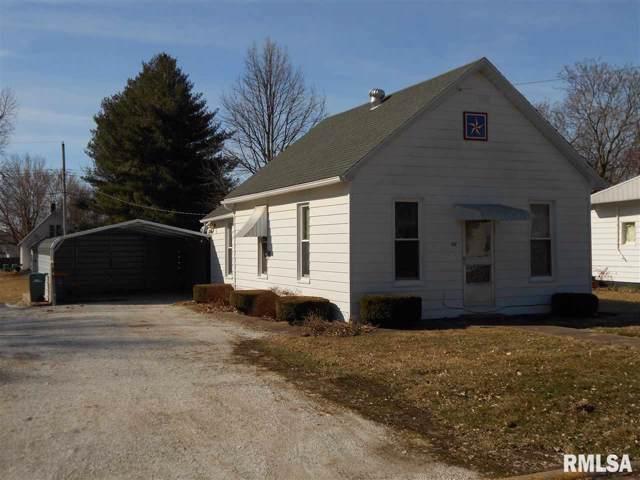 521 W Chase Street, Macomb, IL 61455 (#PA1210407) :: Adam Merrick Real Estate