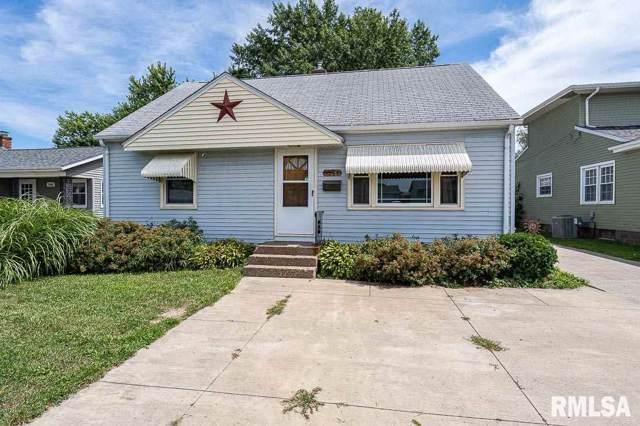 2852 7TH Street, East Moline, IL 61244 (#QC4207383) :: Paramount Homes QC