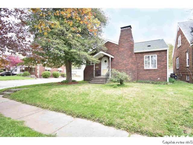 2500 S 7TH Street, Springfield, IL 62703 (#CA996346) :: Paramount Homes QC