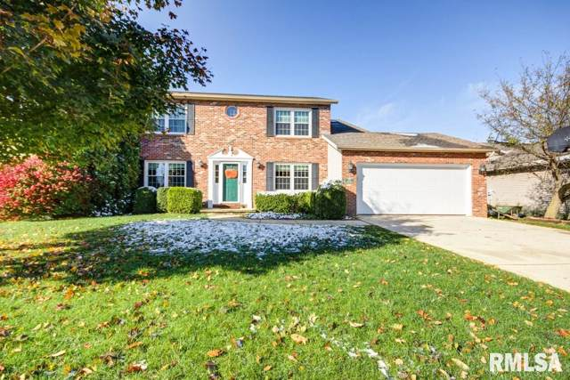 2113 Burgess Drive, Springfield, IL 62711 (#CA996351) :: Paramount Homes QC