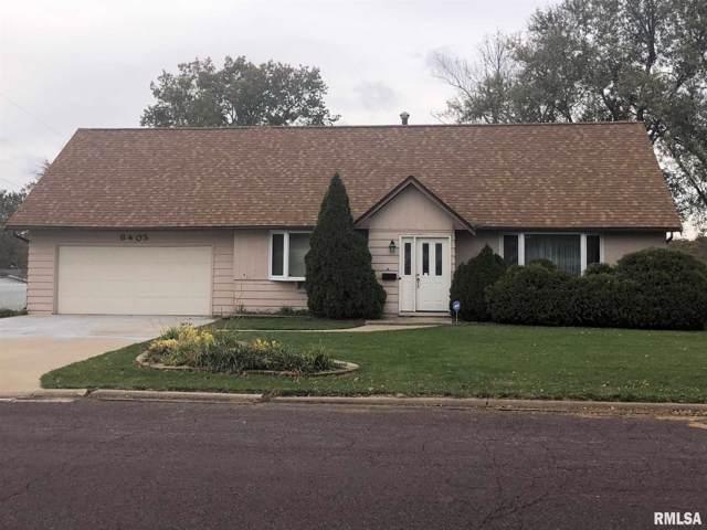 6403 N Greenmont Road, Peoria, IL 61614 (#PA1210421) :: Adam Merrick Real Estate