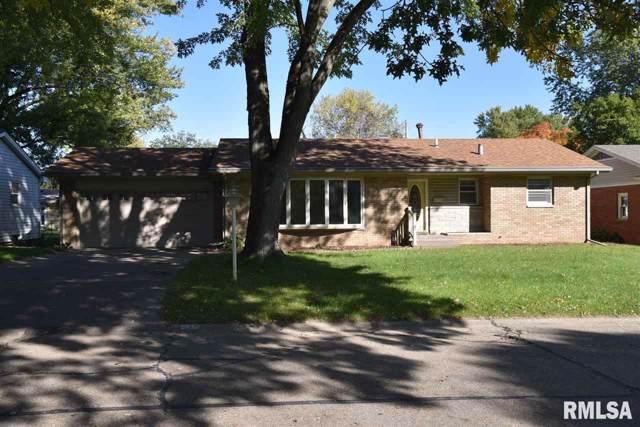 437 26TH Avenue, East Moline, IL 61244 (#QC4207414) :: Paramount Homes QC