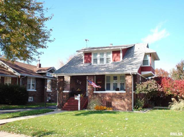 725 W Losey Street, Galesburg, IL 61401 (#CA996389) :: Adam Merrick Real Estate