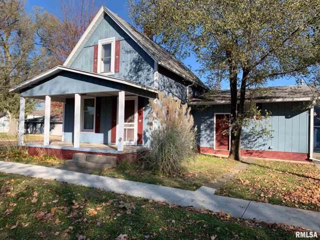 601 S Monroe Street, Mackinaw, IL 61755 (#PA1210465) :: Adam Merrick Real Estate