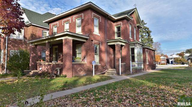 1208 S 6TH, Springfield, IL 62703 (#CA996397) :: Adam Merrick Real Estate