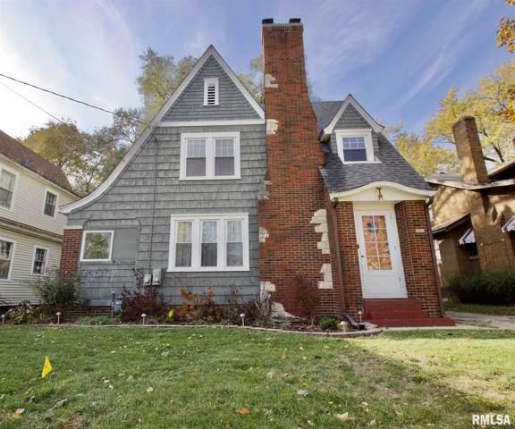 3025 N Sheridan Road, Peoria, IL 61604 (#PA1210499) :: Paramount Homes QC
