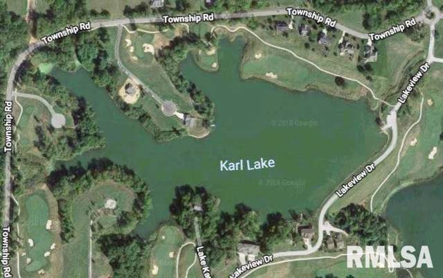 Lot 12 Karl Lake Court, Sherrard, IL 61281 (#QC4207476) :: Killebrew - Real Estate Group